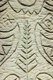 Ornament rzeźbiący w kamieniu Obrazy Royalty Free