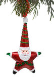ornament Santa Zdjęcia Stock
