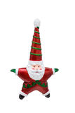 ornament Santa Zdjęcia Royalty Free