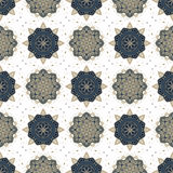 Ornament. Seamless vector pattern. Stock Image