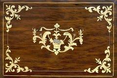 ornament tekstury drewna Obraz Stock