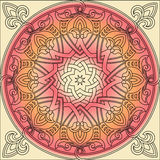 Arabesque ornamental texture tracery Stock Photography