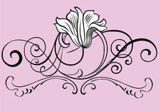 Ornament vector Stock Images