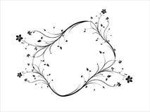 Ornament voor tekst Royalty-vrije Stock Afbeelding
