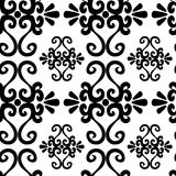 Ornament Wallpaper Stock Image
