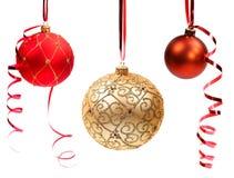 Ornamentação do Natal Imagem de Stock