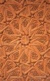 ornamentaci ściany Zdjęcie Royalty Free