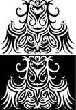 Ornamentacyjna ilustracja druid Obraz Stock