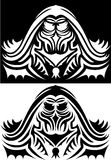Ornamentacyjna ilustracja Warlock Zdjęcie Royalty Free