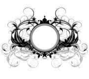 ornamentacyjna osłona Obrazy Royalty Free