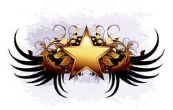 ornamentacyjna osłona Obraz Royalty Free