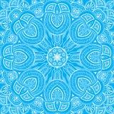 Ornamentacyjna round koronka background_3 Obrazy Stock