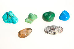 ornamentacyjni kamienie Fotografia Stock