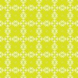 Ornamentacyjny bezszwowy geometryczny wzór Obrazy Stock