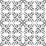 Ornamentacyjny Bezszwowy linia wzór Fotografia Royalty Free