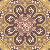 Ornamentacyjny bezszwowy pochodzenie etniczne wzór Obrazy Stock