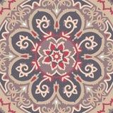 Ornamentacyjny bezszwowy pochodzenie etniczne wzór Zdjęcia Royalty Free