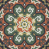 Ornamentacyjny bezszwowy pochodzenie etniczne wzór Obraz Royalty Free