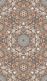 ornamentacyjny bezszwowy tła Zdjęcie Royalty Free