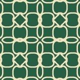 Ornamentacyjny bezszwowy wzór ilustracji