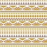 Ornamentacyjny bezszwowy wzór Zdjęcie Stock