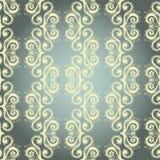 Ornamentacyjny bezszwowy wzór Zdjęcia Stock