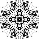 Ornamentacyjny bezszwowy wzór Zdjęcia Royalty Free