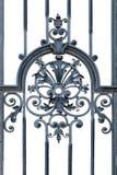 Ornamentacyjny Dokonany żelazo fotografia royalty free