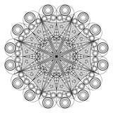 Ornamentacyjny element ilustracja wektor