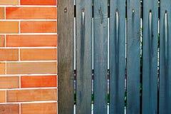 Ornamentacyjny ogrodzenie 2 Zdjęcie Royalty Free