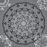 Ornamentacyjny płytka wzór Obrazy Stock