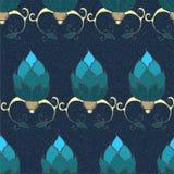 ornamentacyjny schematu Fotografia Stock
