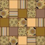 ornamentacyjny schematu Fotografia Royalty Free
