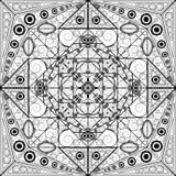 Ornamentacyjny tło ilustracji