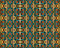 Ornamentacyjny tło ilustracja wektor