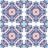 Ornamentacyjny tkanina projekt Zdjęcia Stock