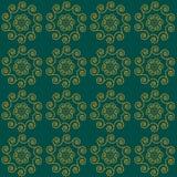 Ornamentacyjny wzór Obrazy Stock