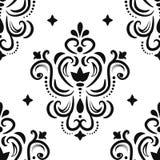 Ornamentacyjny wzór dla projekta royalty ilustracja