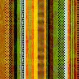 ornamental абстрактной предпосылки геометрический Стоковое Фото