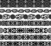 ornamental граници Стоковое фото RF