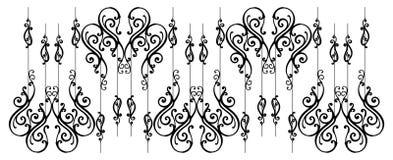 ornamental загородки Стоковые Фото