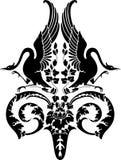 ornamental крана Стоковые Фотографии RF