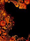 ornamental рамки Стоковые Изображения
