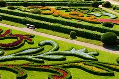 ornamental сада Стоковые Изображения RF