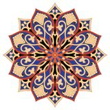 Ornamental abstract mandala. Stock Photography