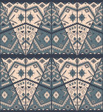 Ornamental abstract pattern Stock Images