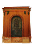 Ornamental aron kodesh. Stock Images