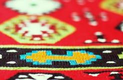 Ornamental backgroud - rug royalty free stock images