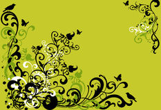 Ornamental background Royalty Free Stock Images