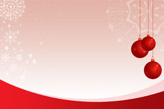 Ornamental Background with Red Bubble. Can be used for many purpose, example : Greeting Card, Invitation Card, Christmas Card, Birthday Card, etc. The Stock Photography